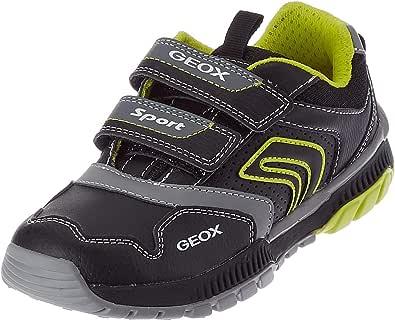 Geox Boy's J Tuono Sneaker