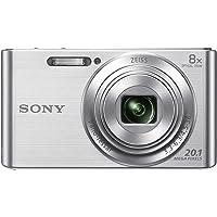 Sony Dsc-W830 Fotocamera Digitale Compatta con Sensore Super Had Ccd da 20.1 Mp, Zoom Ottico 8X, Video Hd, Steadyshot…