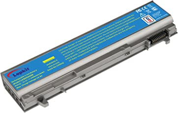 Lapkit 4400mAh Laptop Notebook Battery for Dell Latitude E6400 ATG E6400 XFR E6410 E6500 E6510 Dell Precision M2400 M4400 M4500, P/N 312-0748 312-0749