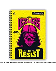 Classmate Notebook - Single line, Spiral Binding, 240mm x 180mm, 200 Pages