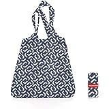 Reisenthel Damen Shopper-AT4073 Shopper, blau, One Size