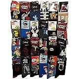 Disney Socks. Pack de calcetines con licencia de fantasía – Surtido modelos de fotos según disponibilidad. Pack de 10 Paires