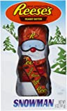 Reese's Holiday Peanut Butter Snowman, 5-Ounce Package by The Hershey Company