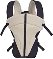 Cutieco Baby Carrier Shoulder Belt Sling Backpack Baby Holding Strap Adjustable Carry Bag Cushioned Baby Carrier - Black