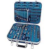 Makita gereedschap GmbH P-90532 gereedschapsset 227-delig 8 x 160 mm