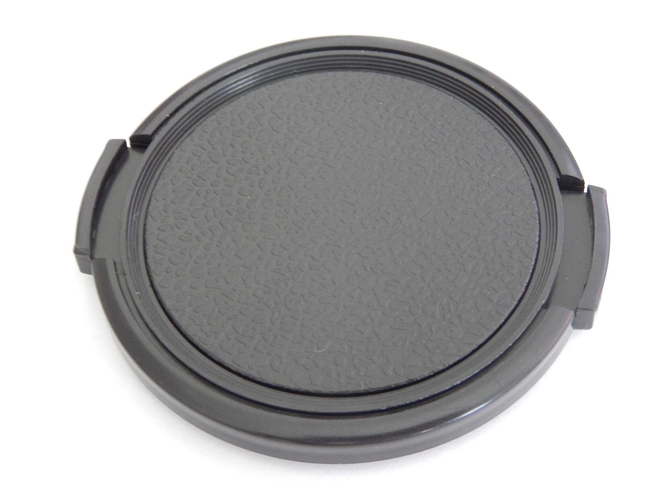 vhbw Copriobiettivo 55 mm per fotocamera Sigma 50 mm 2.8 EX DG Macro, 50-200 mm F4-5.6 DC OS HSM, 5