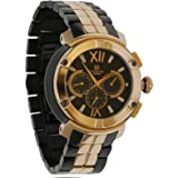 Christian Geen Analog Watch For Men - Stainless Steel, Multi Color - 4849Gbbr-Bk