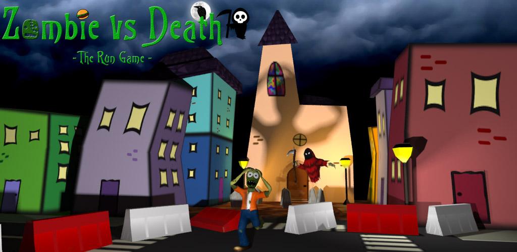 Zoom IMG-1 zombie vs death the run