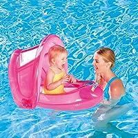Bestway Gölgelikli Bebek Simidi Baby Float 80 x 85 cm - Bestway