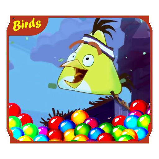 Bubble Birds Adventure: The Best Bubble Game Free 2018 (Für Android Quest Puzzle 2)