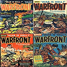 War Front. Issues 1, 2, 3 and 4. War is hell. Read true war exposes of our fighting men. Includes too young to die, glory road, korean combat, gates of ... 609 and fools mission. (English Edition)