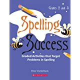 Spelling Success - Grade 2 and 3