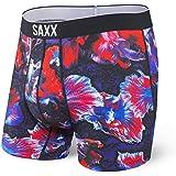 SAXX Underwear Co. Boxer Briefs – Volt Underwear – Boxer Briefs With Built-In Ballpark Pouch Support – Workout Underwear Mens