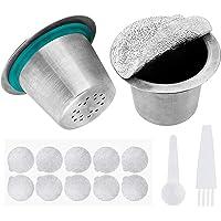 Acier inoxydable 304 Tasse K réutilisable pour Keurig filtre à café Brewers rechargeable 2.0 et 1.0 Machines à café…