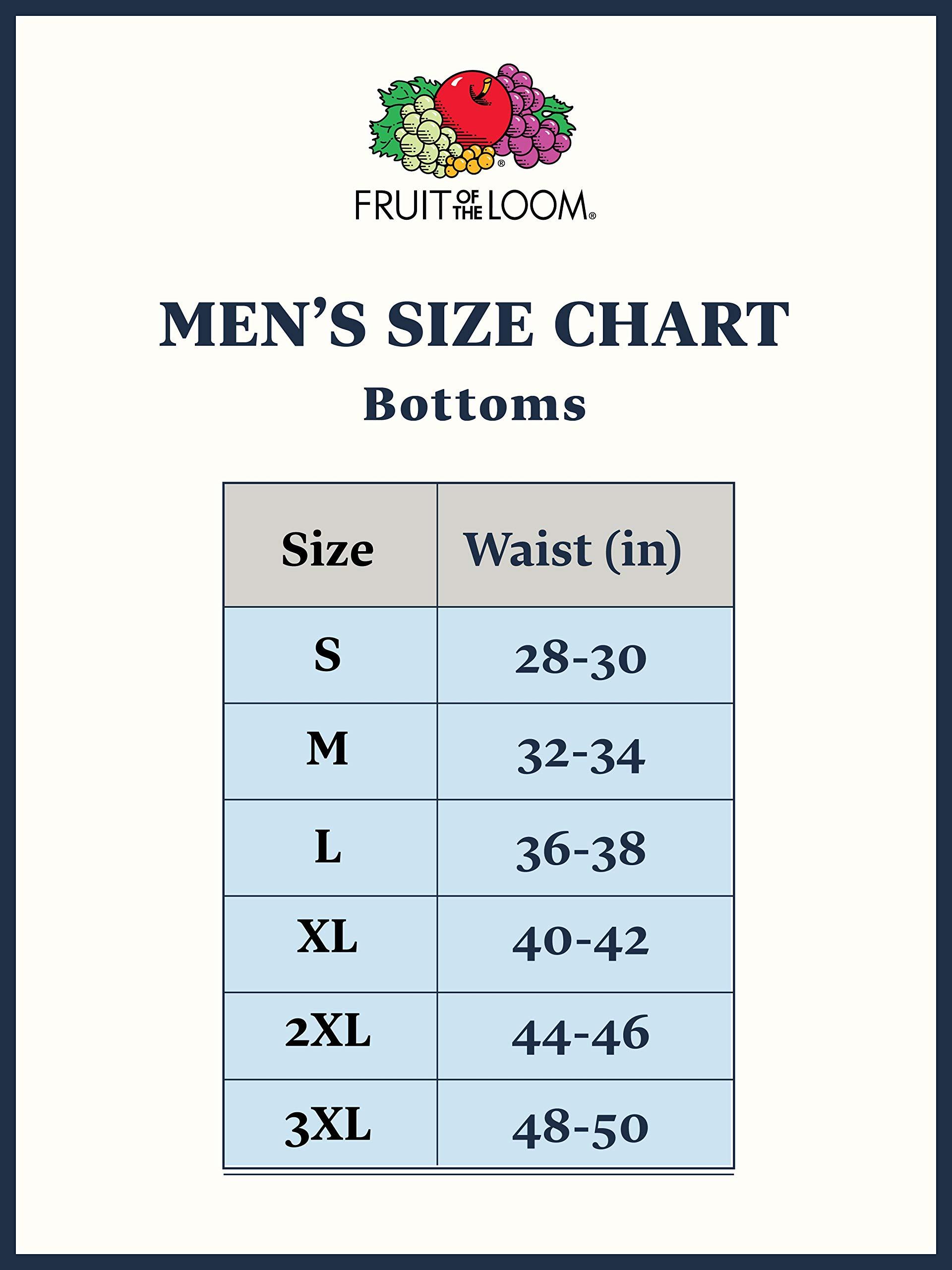 Fruit of the Loom Everlight – Calzoncillos bóxer para Hombre (3 Unidades)