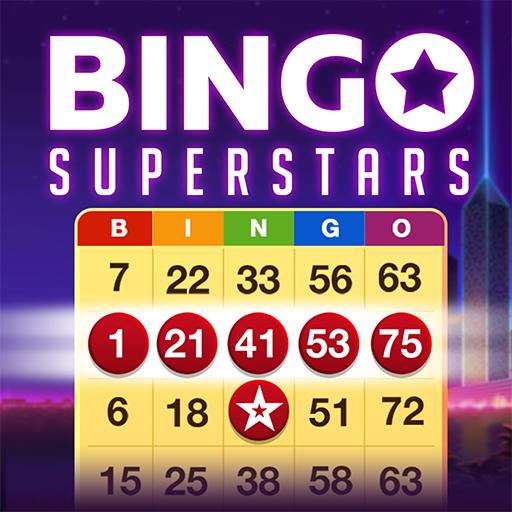 Bingo Superstars (Für Den Kostenlos Bingo-spiele Kindle)