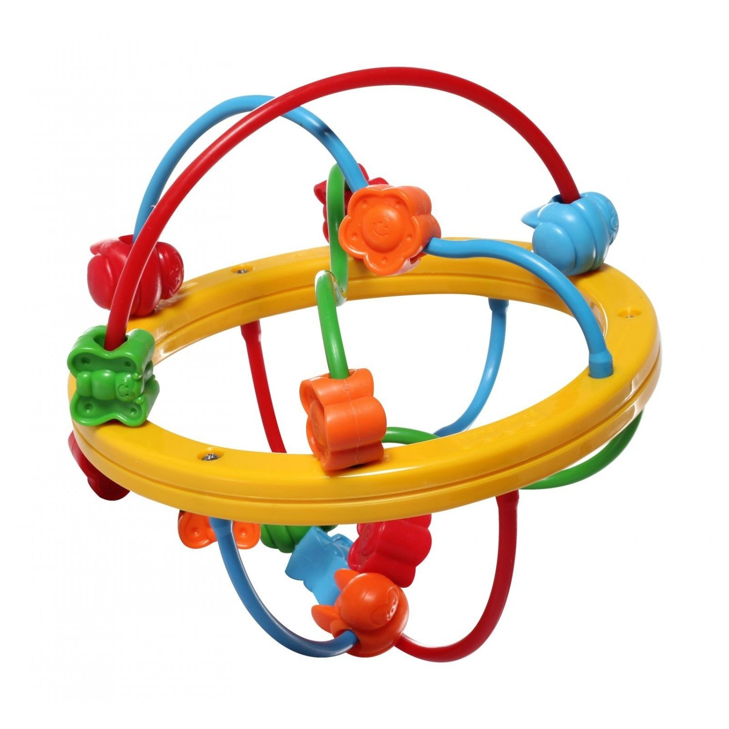 Buy Fisher Price Bead Ball Multicolor line at Low Prices in