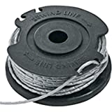 SPARES2GO 1.65mm Spool Line Feed for Bosch Art 23 26 SL Strimmer/Trimmer (4 metres)