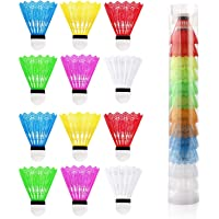 Atootfusion Jimmy Brand Nylon Shuttlecock (Pack of 10) Multicolor05281 - Made in India
