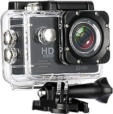 Surya 1080P Full HD Waterproof Underwater Action Sport Camera