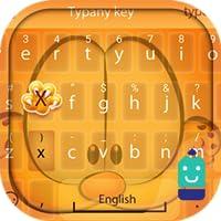 Cat FaceTheme&Emoji Keyboard