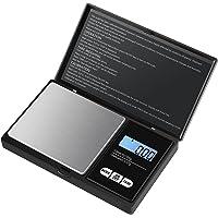 Diyife Balance de Précision, 500g/0.01g, Balance de Cuisine, Balance de Poche Numérique Portable avec Écran LCD et Tare…
