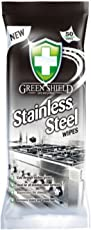 Greenshield Stainless Steel Wipes - Pack of 50