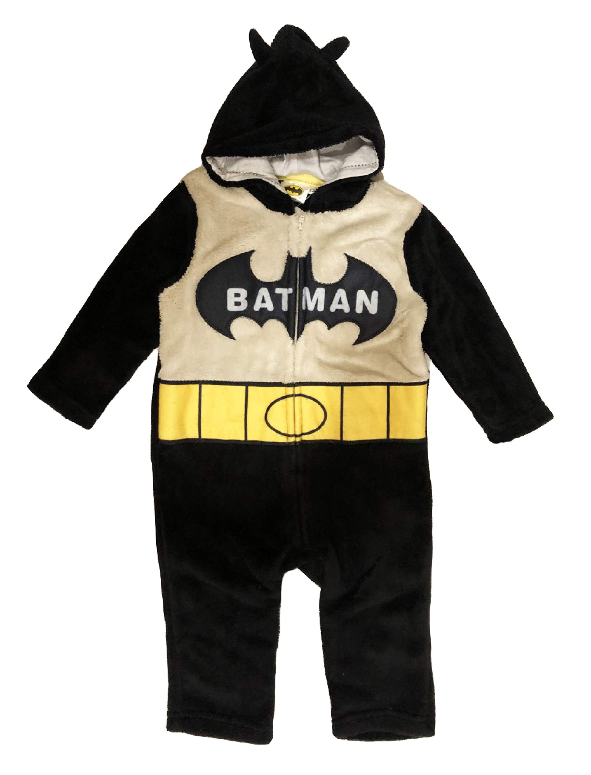 batman vs superman Pijama completo 12 18 24 36 meses invierno 2021 1