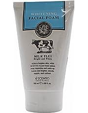 Beauty Buffet Milk Plus Bright & White Whitening Facial Foam - 100ml (3.38oz)