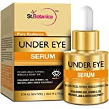 StBotanica Pure Radiance Under Eye Serum For Dark Circles, Puffiness, Wrinkles & Radiant Skin, 20 ml