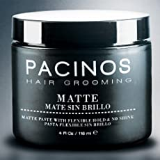 Pacinos Matte, 4 Ounce by Pacinos