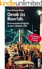 Chronik des Mauerfalls: Die dramatischen Ereignisse um den 9. November 1989 (DDR-Geschichte)
