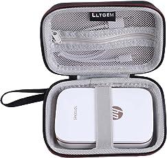 LTGEM EVA Custodia rigida Tasca da viaggio Case per HP Sprocket Stampante Fotografica Portatile