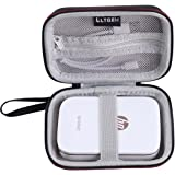 LTGEM EVA Voyage Étui rigide Housse de protection Case pour HP Sprocket Portable Imprimante photo mobile