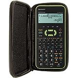 SafeCase Schutztasche für Taschenrechner von Sharp, für Modell: EL W531XH