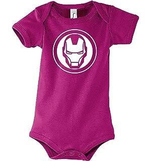Acen Merchandise Guardians of The Galaxy DJ Groot Body B/éb/é Unisexe Manche Courte Body /à en Coton Onesies gar/çons /& Filles