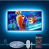 Govee LED TV Hintergrundbeleuchtung, für 46-60 Zoll Fernseher und PC, APP-Steuerung, kompatibel mit Alexa & Google Assistant,