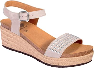 Scholl Sandalen mit Keilabsatz Selenia