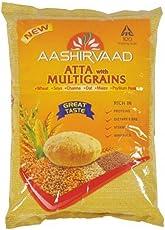 Jagsfresh Aashirvaad Multigrain Atta, 5Kg (JGS307)