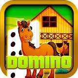 Farm Barn Dominoes Horses Town Team Dominos Free Dominoes Games for Kindle Multi Tiles Dominos Free Bonus Multiplayer CPU Boost Jackpot Best Dominoes Game