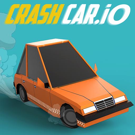 Crash Car.io - Car Fighting Game