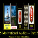 5 Motivational Audios - Part 2