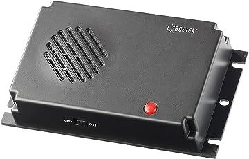 Exbuster Marderschreck: Mobiles Hochfrequenz-Marder-Abwehrgerät (Marderschutz mit Batterie)
