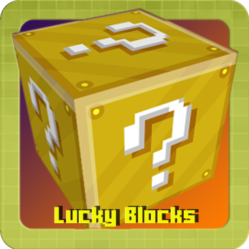 Lucky Gold Blocks Mod for PE
