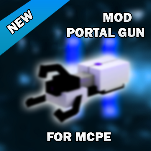 Mod Portal Gun 2 for MCPE