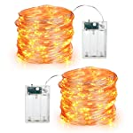 Citra 30 Led 3 Meter Battery Operated Sliver String Light Fairy Lights for Diwali/Festival/Wedding/Gifting/Xmas/New Year...