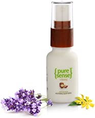 PureSense Sleep Spray Infused with Macadamia Oil and Essential Oils Lavender and Bergamot, 15ml