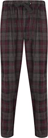 Tokyo Laundry Men's Chamois Flannel Checked Lounge Pants
