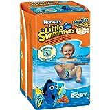 Huggies Pañales Little Swimmers para Nadar, Talla 5/6, Paquete de (2 x 11)