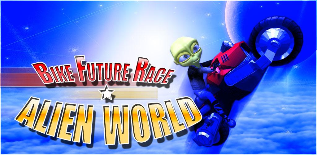 Zoom IMG-1 bike future race alien world